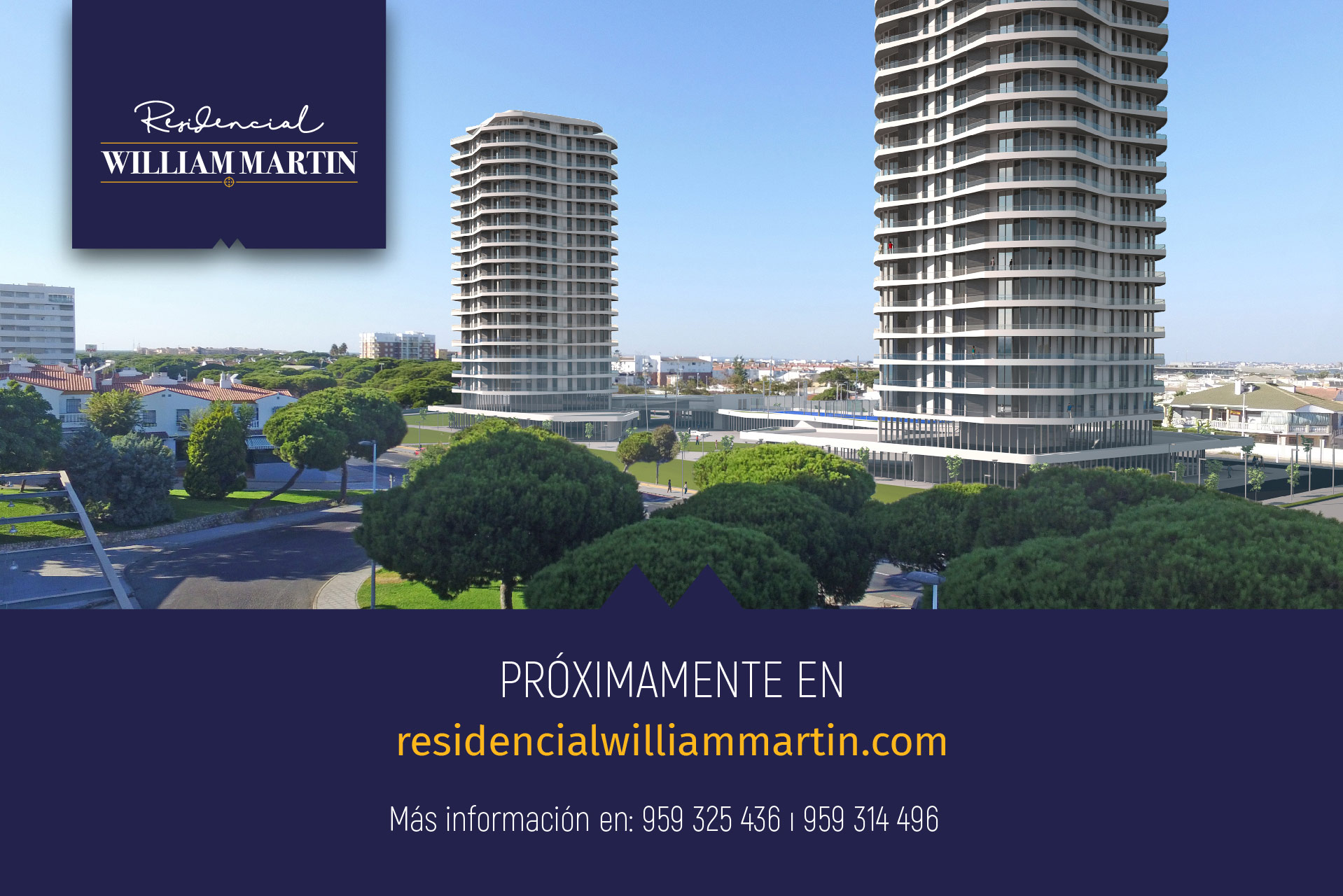 Residencial William Martin